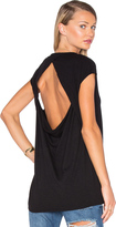 Chaser Drape Back Muscle Tee