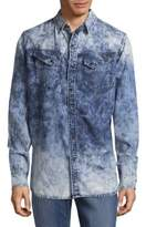 Cult of Individuality Slim Fit Cotton Clint Shirt