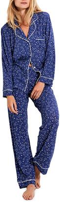 Stripe & Stare Starry Night Classic Pajama Set