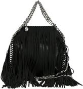 Stella McCartney Falabella fringed tote - women - Cotton/Metal (Other) - One Size
