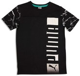 Puma Boys' Logo Tee - Sizes S-XL