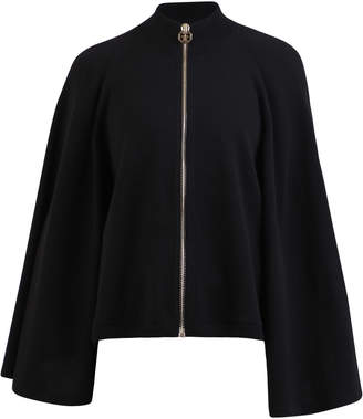 Givenchy Wool And Cashmere Cape