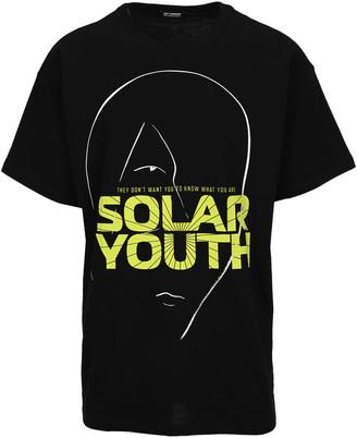 Raf Simons solar Youth T-shirt