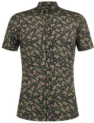 HUGO BOSS Empson Short Sleeve Shirt