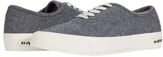SeaVees Legend Biodegradable Flannel (Grey Heather) Men's Shoes