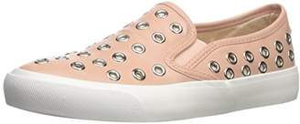 Qupid Women's OVAL-01 Sneaker