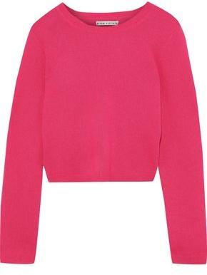Alice + Olivia Ciara Cashmere-blend Sweater