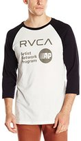 RVCA Men's ANP Raglan T-Shirt