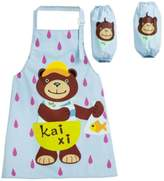 George Jimmy Kids Boy Girls Children's Painting/ Eating Waterproof Aprons/ Smock/Sleeves-A503