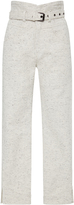 Isabel Marant High-Rise Cotton Pants