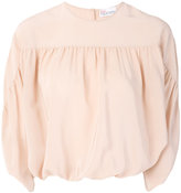 RED Valentino peasant blouse - women - Silk - 38