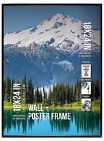 "B.P. Industries Poster Frame Thin Profile - Black - (18""x24"")"
