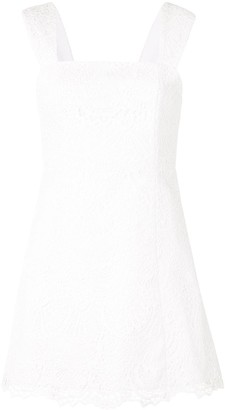 Alice + Olivia Lace Mini Dress