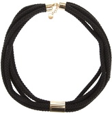 SABRINA DEHOFF Rope-style link necklace