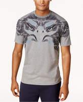Sean John Men's Studded Eagle T-Shirt