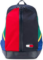 Tommy Jeans colour block backpack