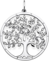 Thomas Sabo Tree of Love sterling silver and zirconia pendant