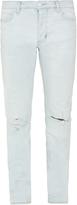 NEUW DENIM Iggy distressed skinny jeans