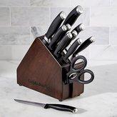 Crate & Barrel Calphalon ® Space Saving SharpIN ® 12-Piece Knife Block Set