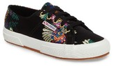 Superga Women's 2750 Embroidered Sneaker