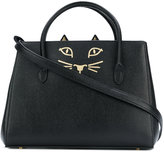 Charlotte Olympia small Feline tote