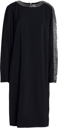 Amanda Wakeley Bead-embellished Cady Dress