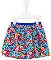 Ralph Lauren floral print skirt - kids - Cotton - 12 yrs