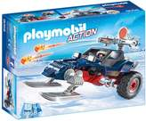 Playmobil Arctic Expedition Ice Pirate with Snowmobile