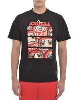 Evisu Faulting Daruma T Shirt