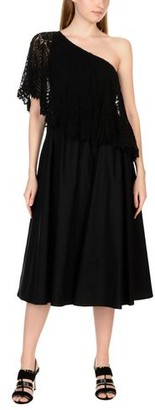 Place Nationale 3/4 length dress