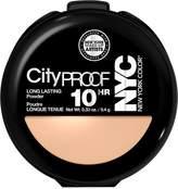 Coty N.Y.C. New York Color Smooth Skin Pressed Face Powder