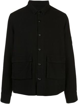 RtA Star Patch Shirt Jacket