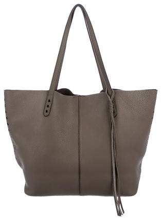 Rebecca Minkoff Grained Leather Tote