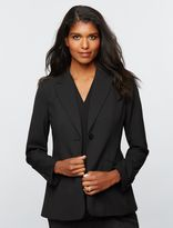 A Pea in the Pod Tailored Suiting Maternity Blazer