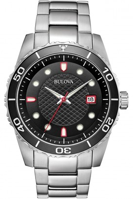 Bulova Mens Sport Watch 98A195