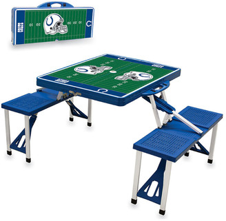Picnic Time Indianapolis Colts Picnic Table