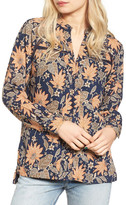 Tularosa Wyatt Floral Print Tunic