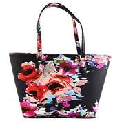 Kate Spade Small Dally Tote Bag Blurry Floral Laurel Way Handbag