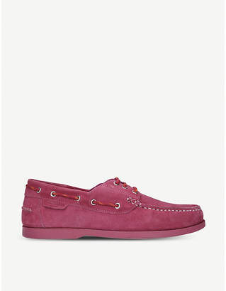 Kurt Geiger London Brendan suede boat shoe