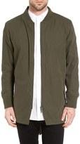 Zanerobe Aten Wool Blend Bomber Jacket