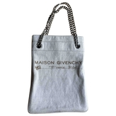 Givenchy Canvas Clutch Bag
