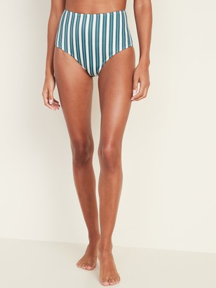 Old Navy High-Waisted Swim Bottoms for Women
