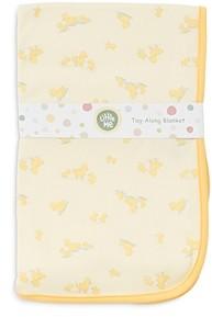 Little Me Infant Unisex Little Ducks Blanket - Baby