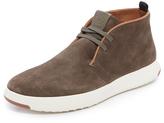 Cole Haan GrandPro Suede Chukka Sneakers