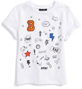Boy's Bardot Junior Graffiti T-Shirt