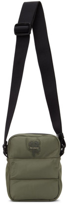 Marc Jacobs Khaki Heaven by Nylon Crossbody Bag