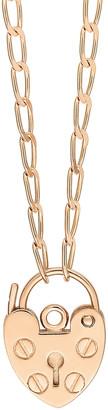 ginette_ny 18k Rose Gold Mini Providence Necklace