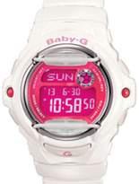 Casio Women's BG169R-7D Resin Quartz Watch