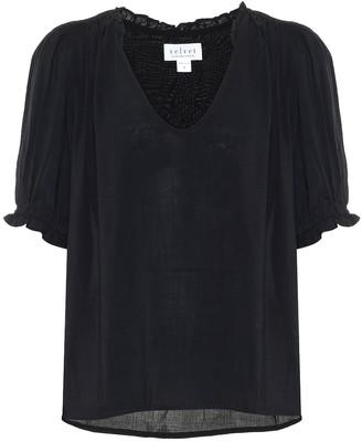 Velvet Trixie blouse