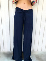 Tysa Drawstring Pant In Navy